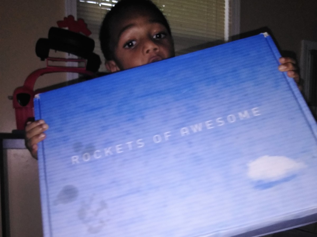 Subscription Box Review: Rockets of Awesome Summer Box