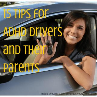 ADHD Teens and Driving
