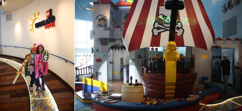 Legoland Hotel Grand Opening in California