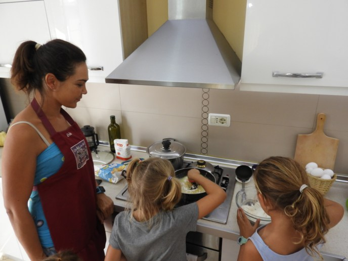 Cooking the Hallva Dough