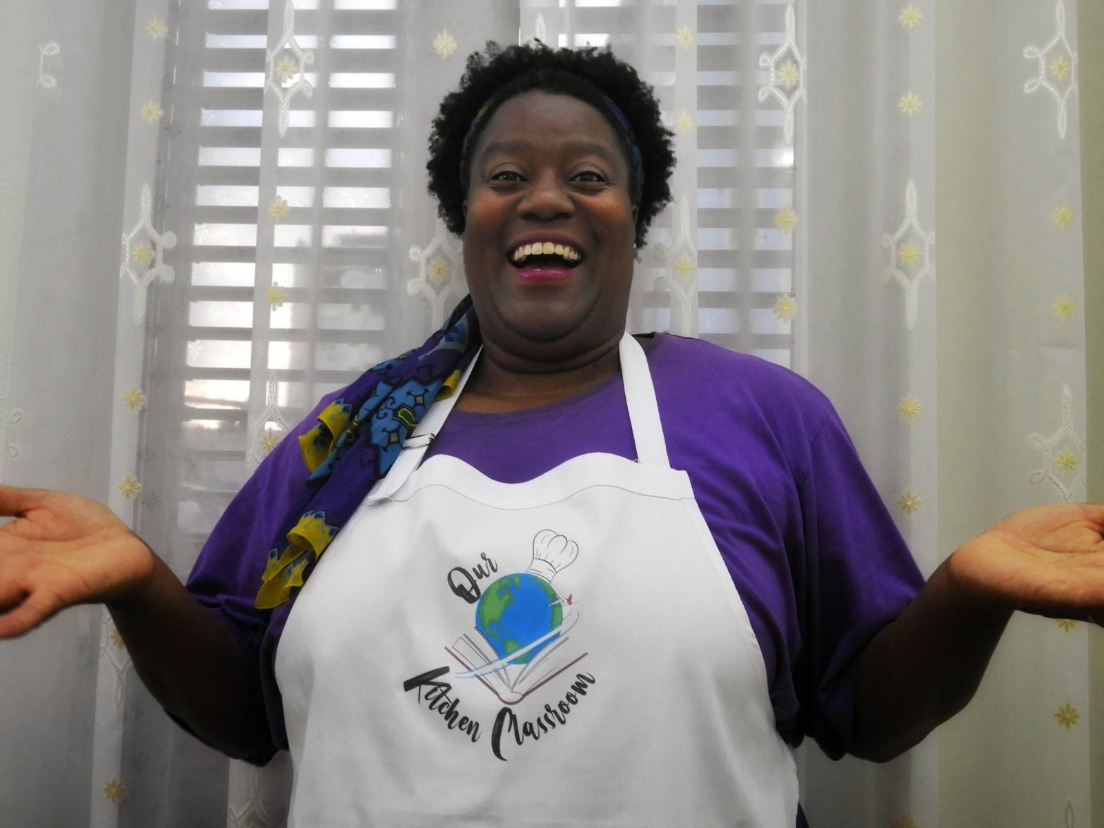 Head Chef Karen Ricks, Our Kitchen Classroom