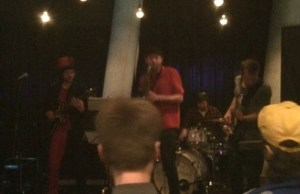 Uebertribe LIVE at Jazz Cafe (Our Label Records Party)