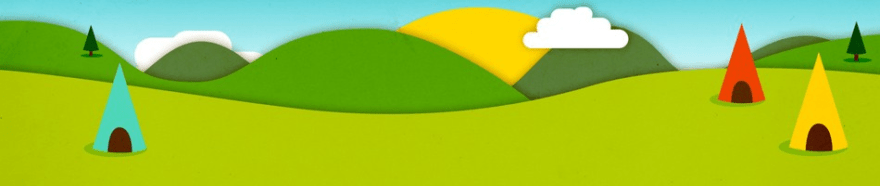 Vacation Bible School Web Banner