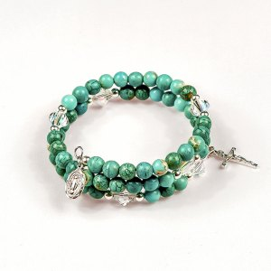 Natural Gemstones Turquoise Magnesite