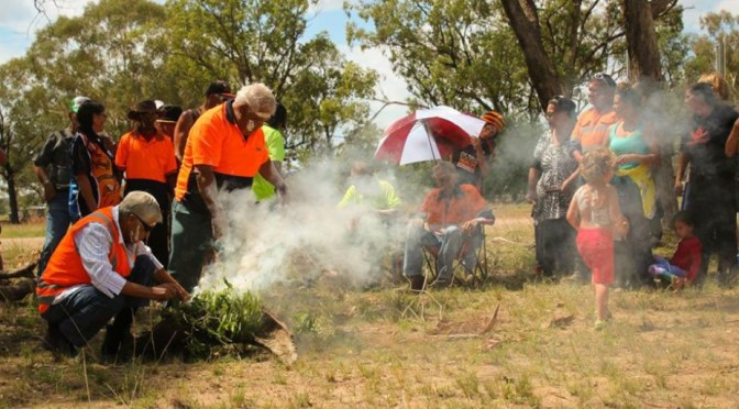 Important Leard Forest Gathering this Monday
