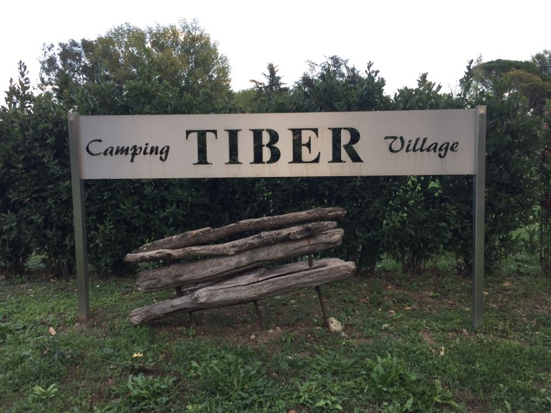 Camping Tiber - Rome Italy