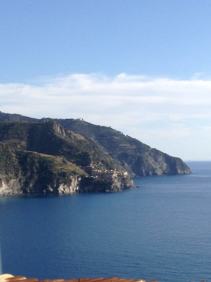 Sea view More perfect Cinque terre motorhome pictures