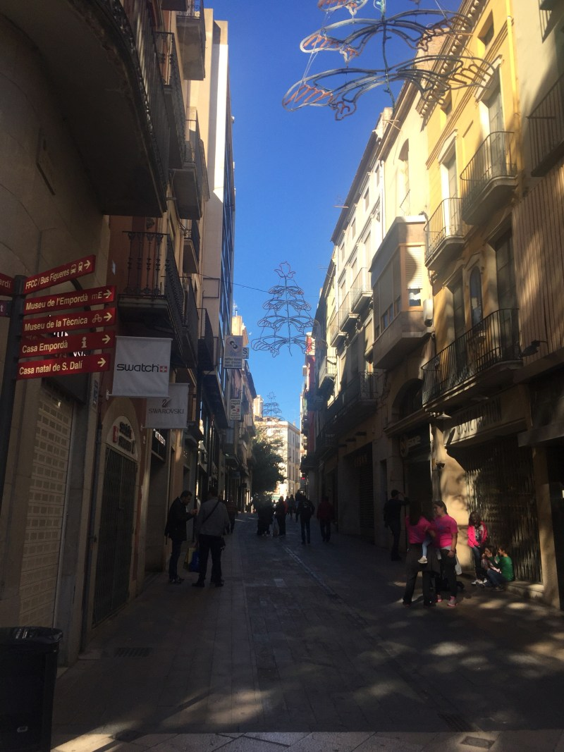 Motorhome Spanish travel hit the city