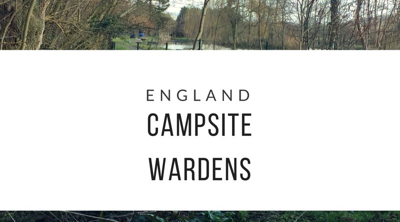 Campsite warden lifestyle blog