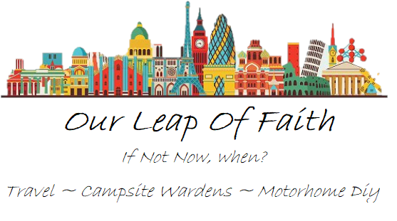 our leap of faith.co.uk - logo european sky line, if not now when?