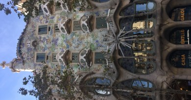 How much of Barcelona sites can we cram into one day ?