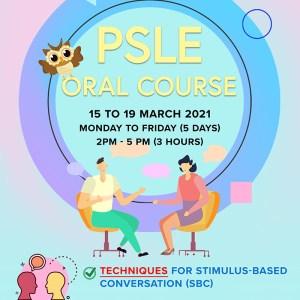 PSLE Oral Workshop