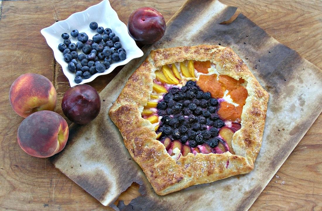 Fruit Galette