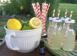 Lavender Lemonaide