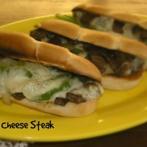 Phili Cheese Steak