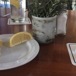 Restaurants I love. The Grove.