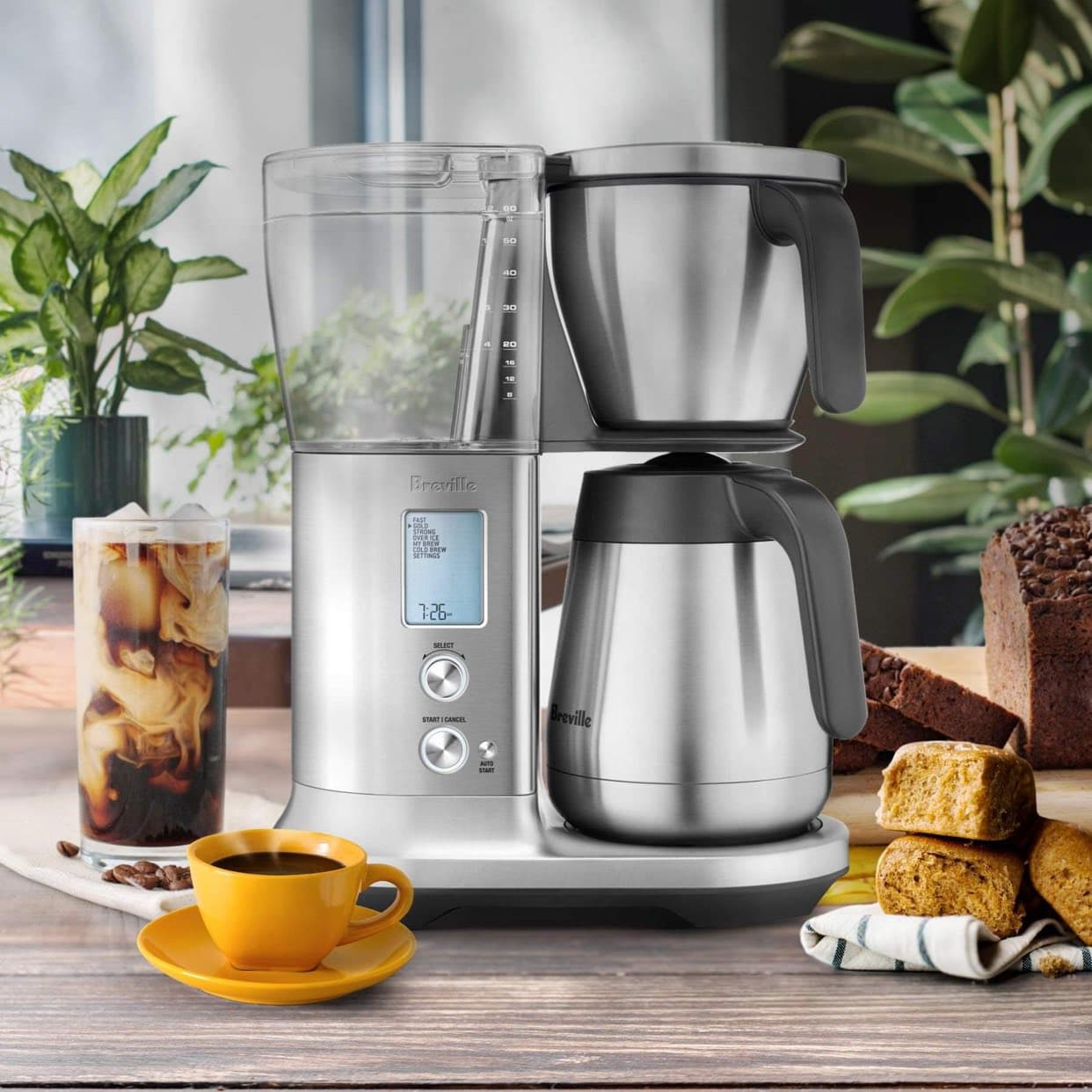 Breville Coffee Machine | Top Things to do with used Coffee Grounds brought to you by Ourlifestylediary.com