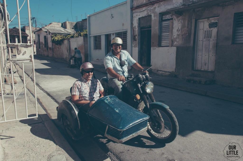 polskie motocykle w Santiago de cuba to nie jest żadkość