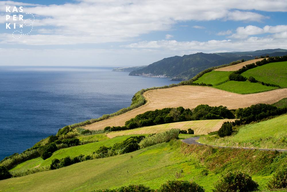 Azory, Rodzinne wakacje w Europie