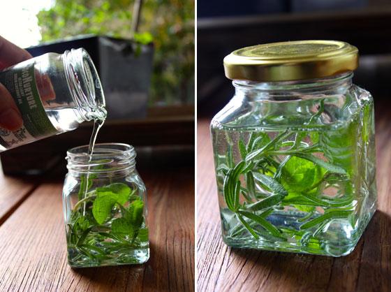 Make It Rosemary Amp Mint Hair Oil Recipe Little Green Dot