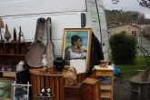 Eclectic mix at vide grenier