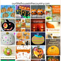 30+ Pumpkin Activities, Crafts and Books