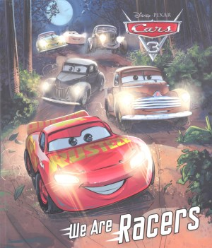 Disney Picture Book - CARS 3 (Kids Story Book)