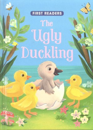 FIRST READERS Series - UGLY DUCKLING (Kids Story Book)