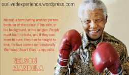 Mandela quote about racism