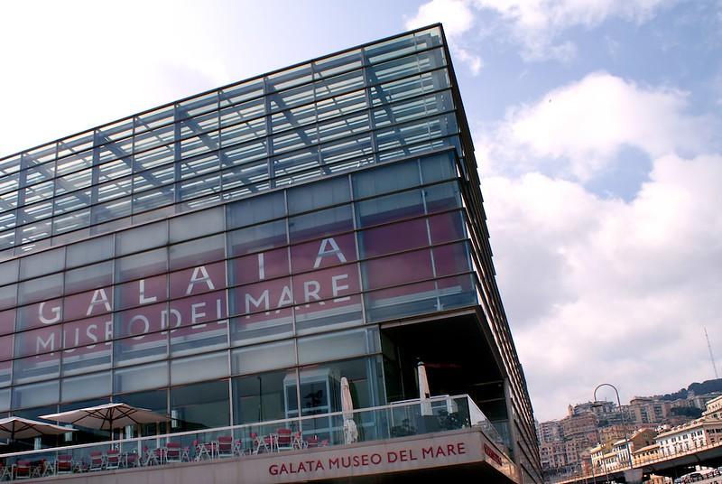 Galata Museo del Mare