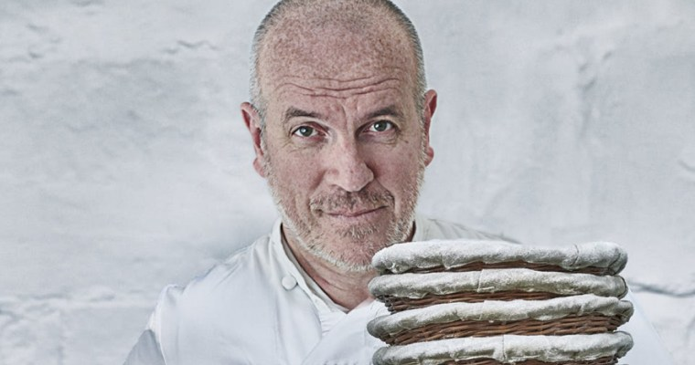Podcast – Interview With Richard Bertinet – The King Of Bread …