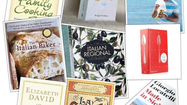 Our Favourite Italian Cookbooks …