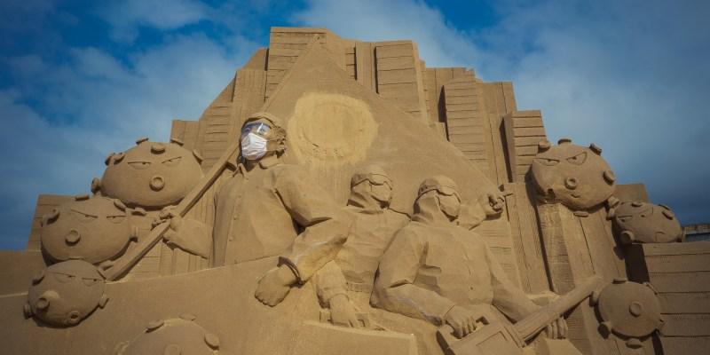 【宜蘭.福隆】2020福隆沙雕「巨人的夢遊世界」+三貂角燈塔、極東觀景台一日遊