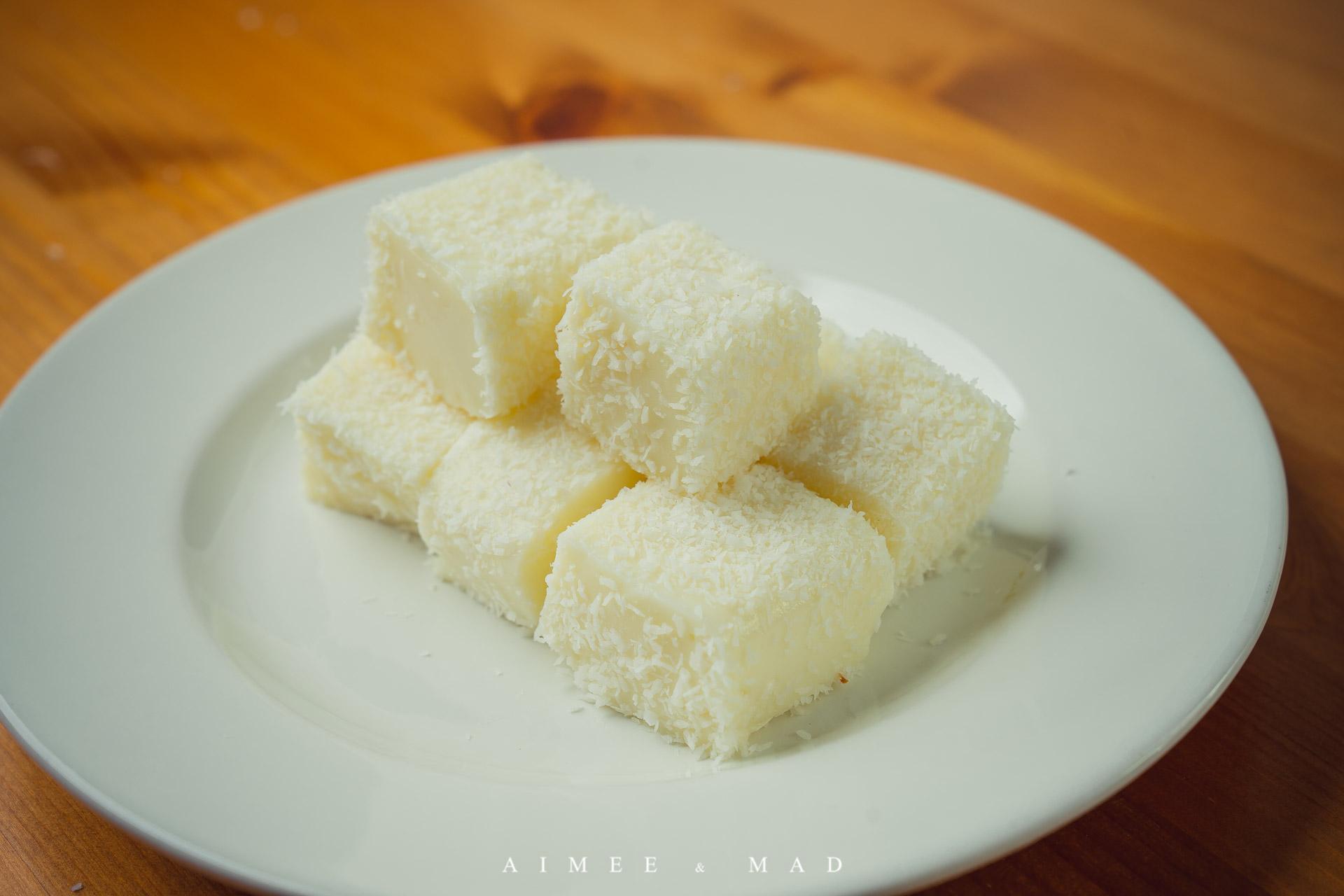 【自製雪花糕】夏日最清爽可口的甜點,只要幾步驟就可以輕鬆完成!