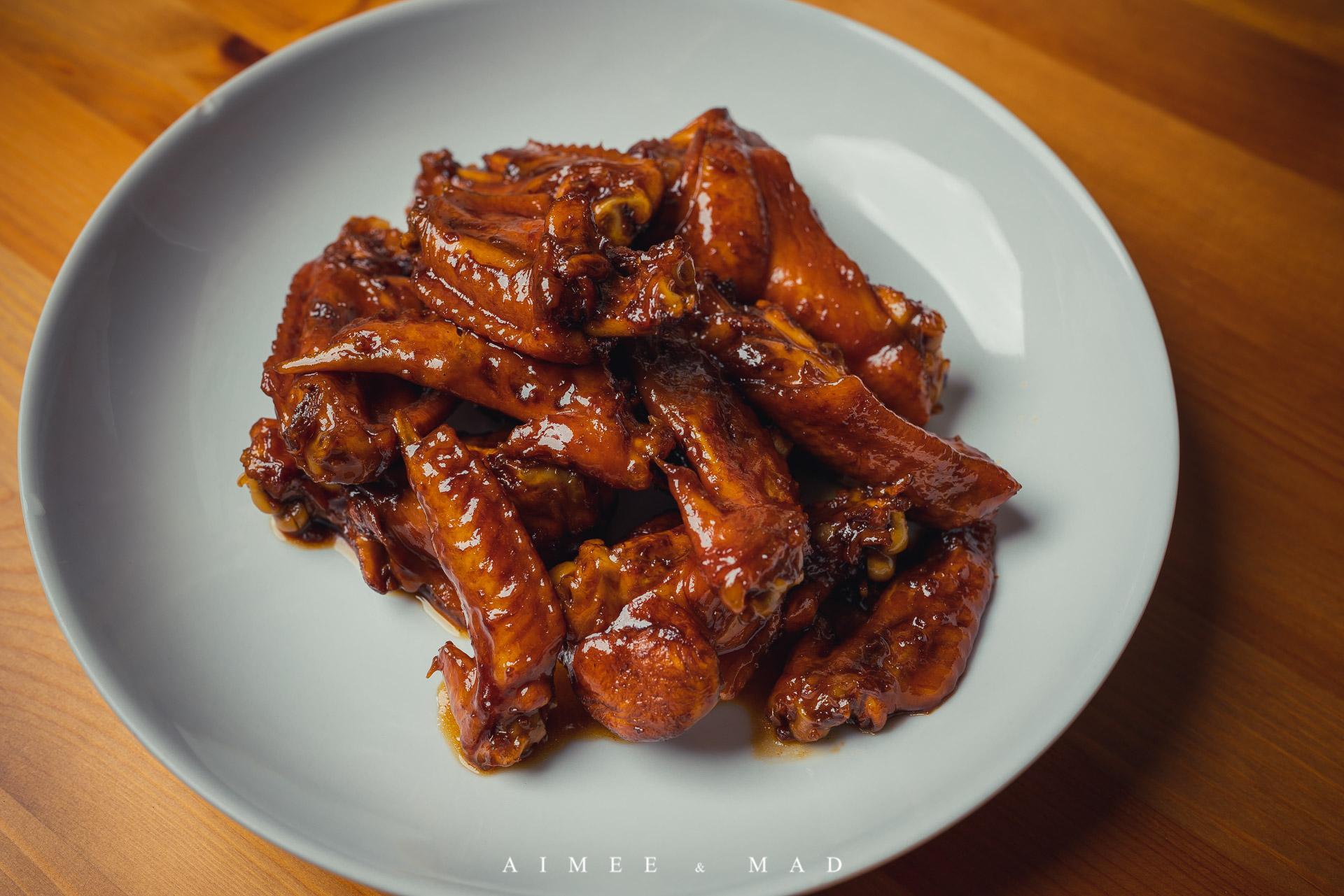 【可樂雞】料理方法簡單,甜甜鹹鹹好下飯!