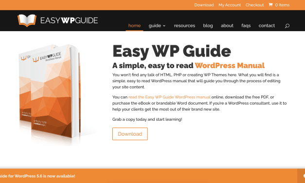 Free WordPress Guide