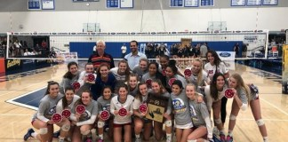 Los Al CIF-SS volleyball championships