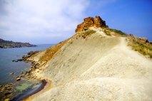Point de vue de la baie Ghajn Tuffieha