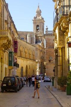 Mdina et Rabat, ancienne capitale de Malte