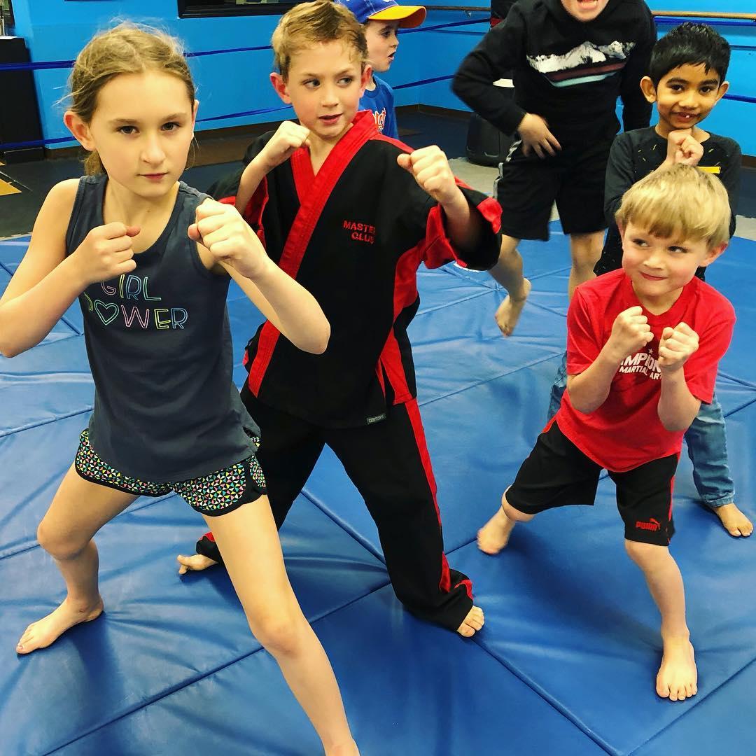 Raising Ninjas