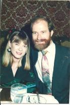 Charcoal Tavern 1995 Wedding anniversary