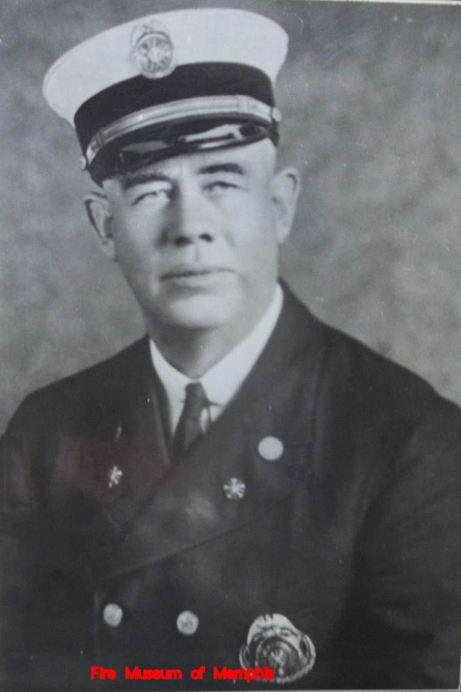Chief Irby Klinck