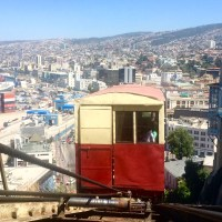 Day out in Valparaiso