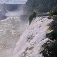 Iguacu Falls - from Brazil