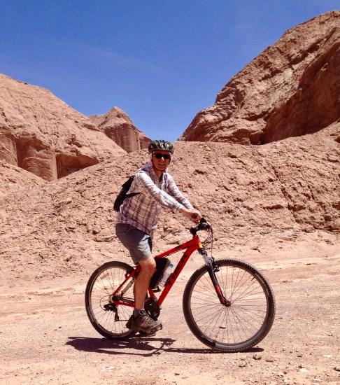 Atacama Desert / Chile