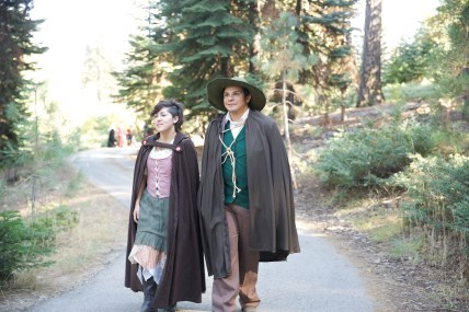 Melissa and Daniel of the Shire