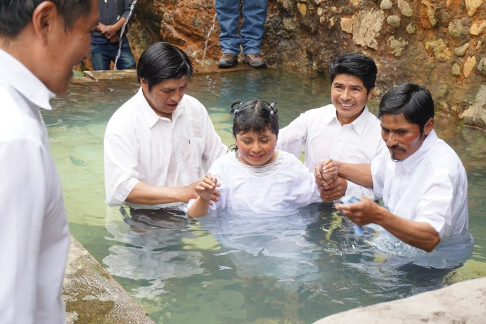 With joy you will draw water from the wells of salvation.<br>-Isaiah 12:3