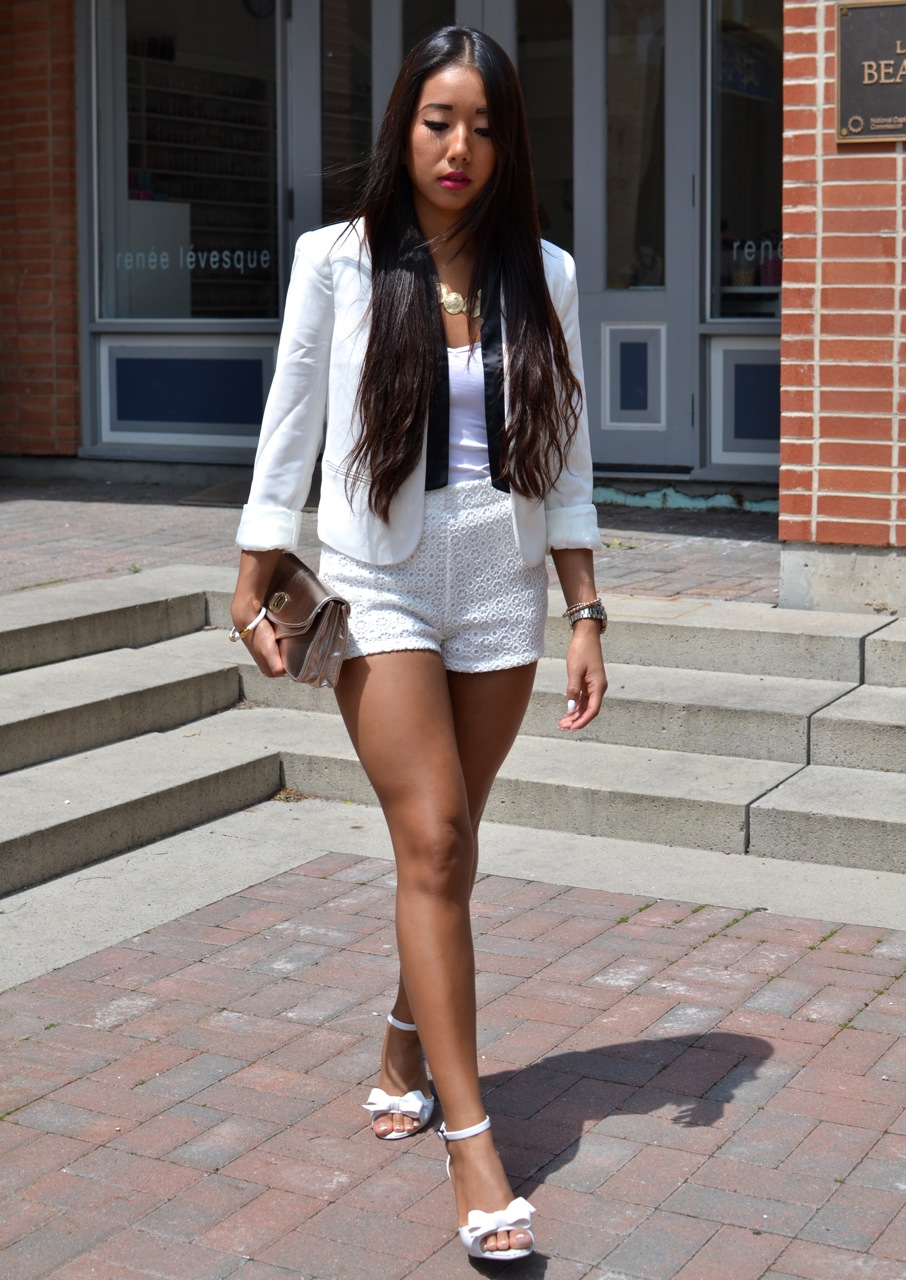 what to wear: an all white party | ourMode