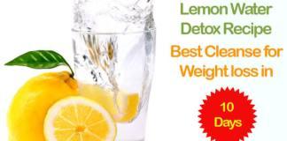 lemon-water-detox-recipe-weightloss