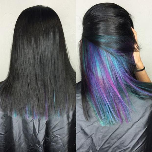 hidden-rainbow-hair-color-trend-7